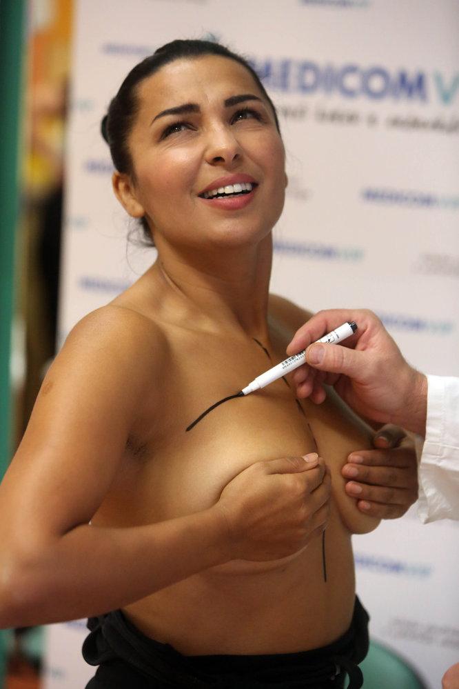 Анифе Выскочилова голая. Фото - 31