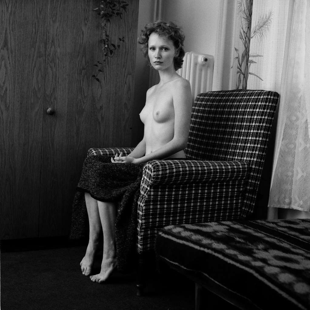 Анна Гейслерова голая. Фото - 3