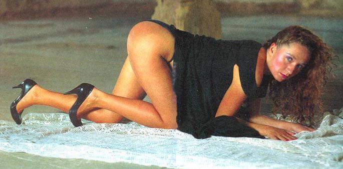 Бара Басикова голая. Фото - 24