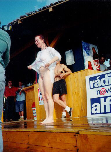 Бара Штепанова голая. Фото - 8