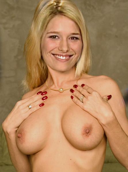 Барбора Черношкова голая. Фото - 1