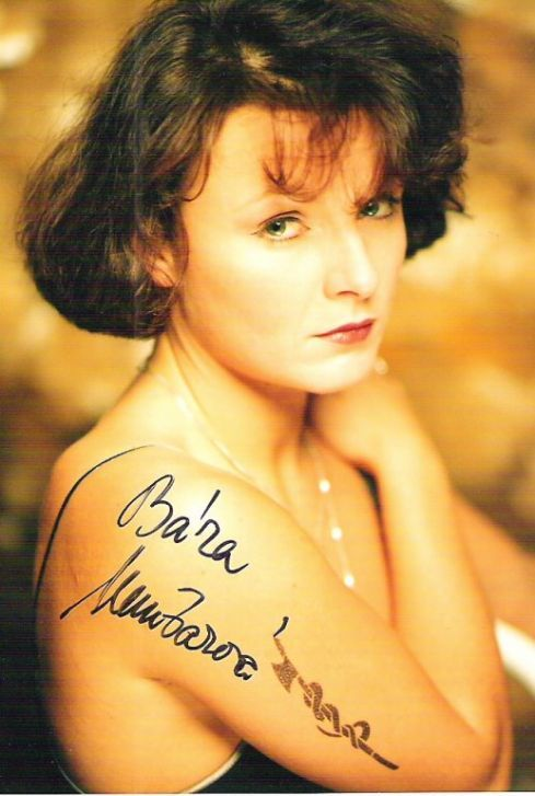 Барбора Мунзарова голая. Фото - 2