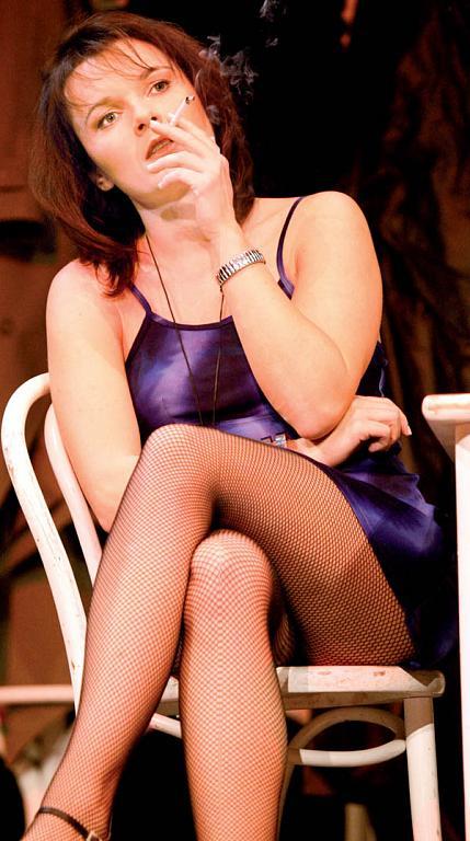 Барбора Мунзарова голая. Фото - 6