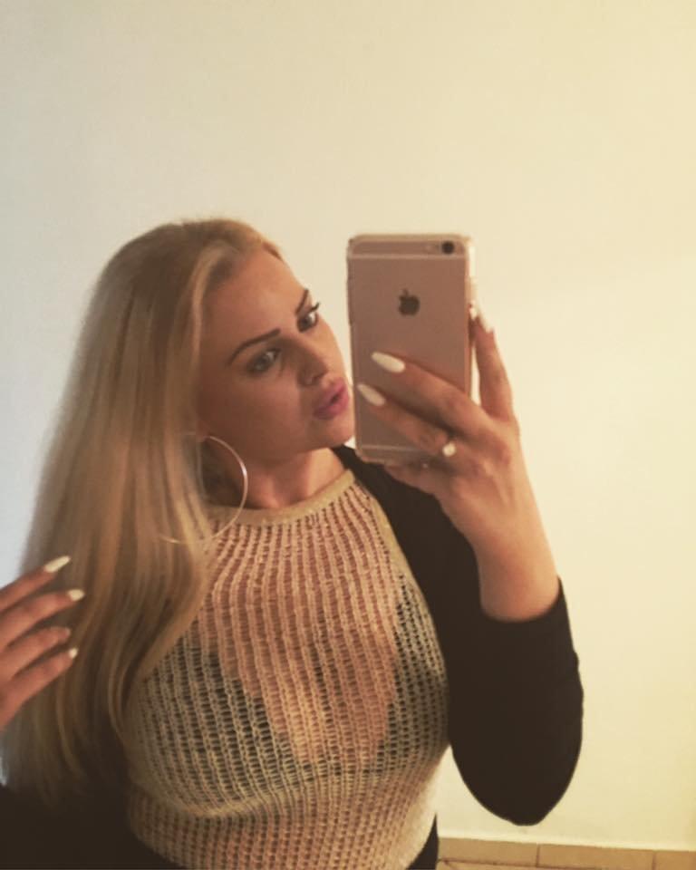 Шарлотта Штикова голая. Фото - 1