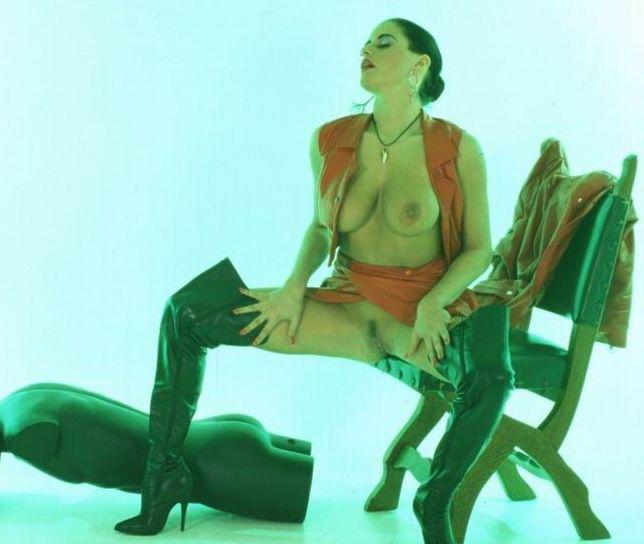Дагмар Дяскова голая. Фото - 4