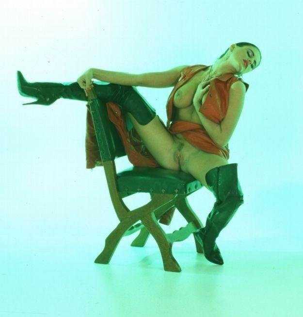 Дагмар Дяскова голая. Фото - 9