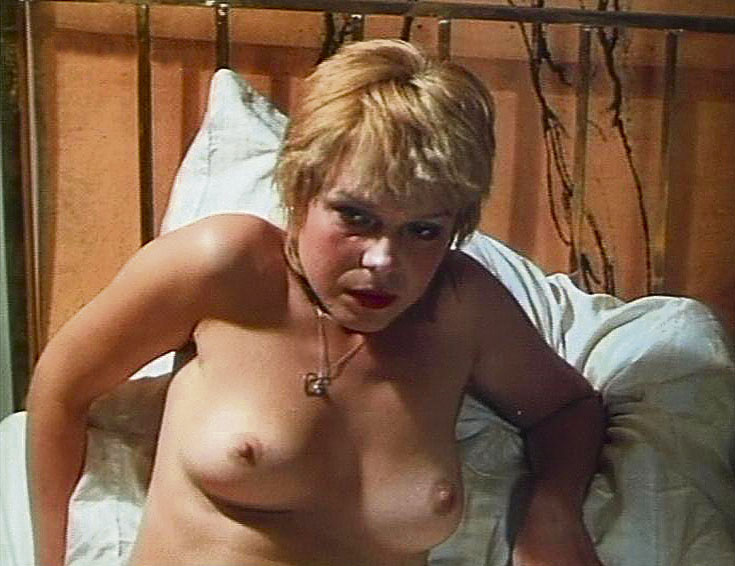 Дагмар Гавлова-Вешкрнова голая. Фото - 4