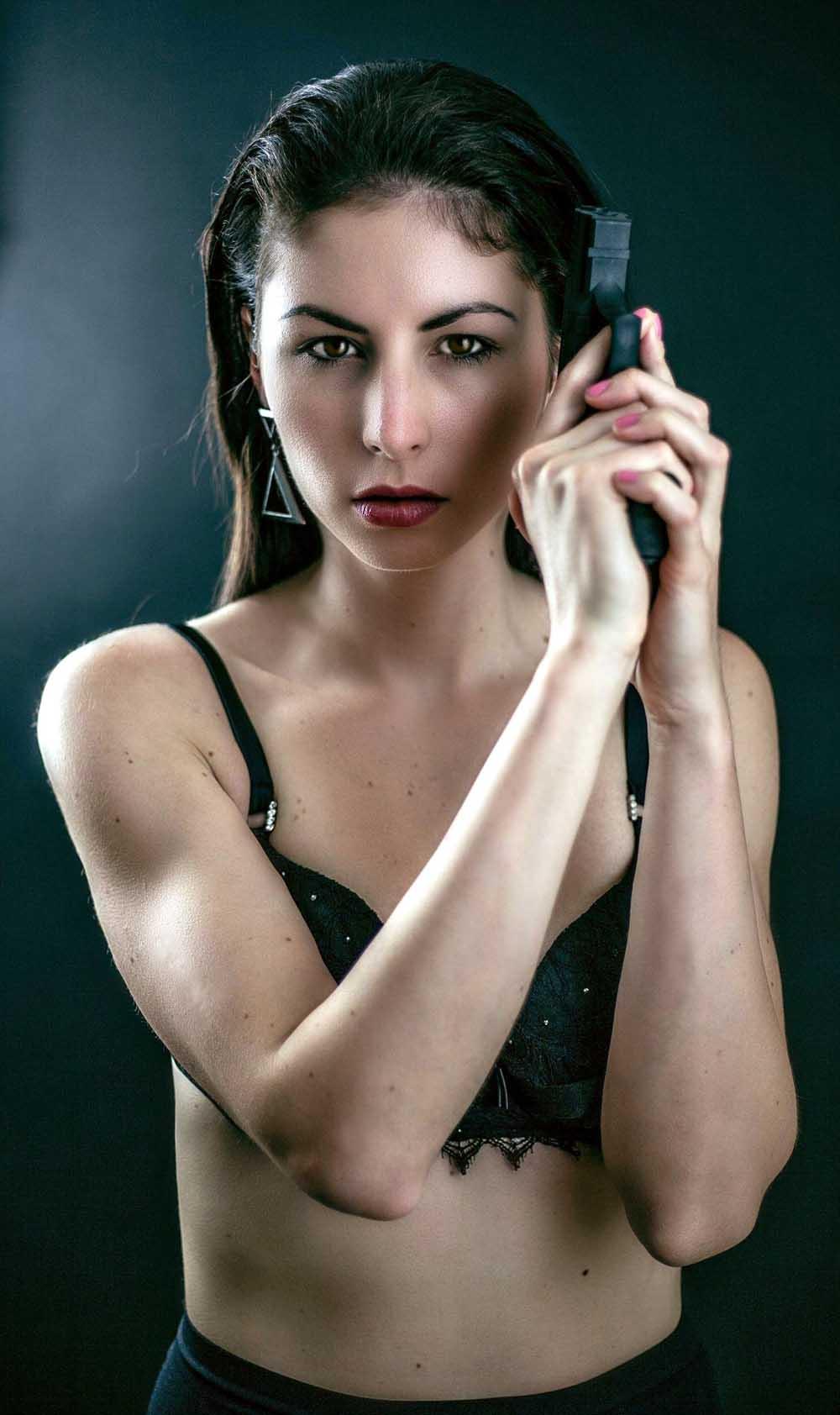 Дениса Ержабкова голая. Фото - 4