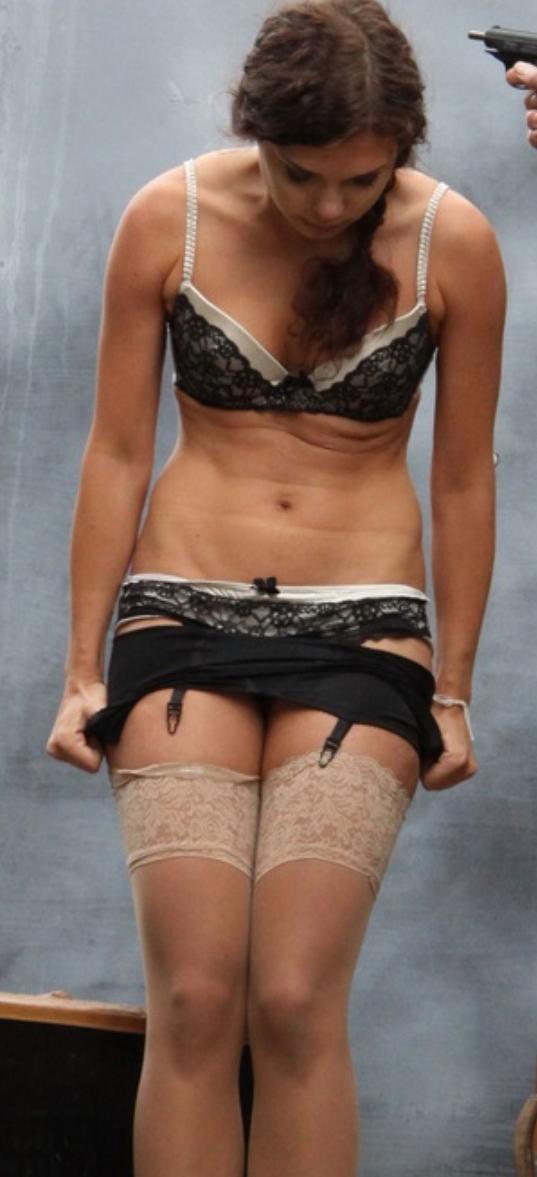 Дениса Пфасерова голая. Фото - 1
