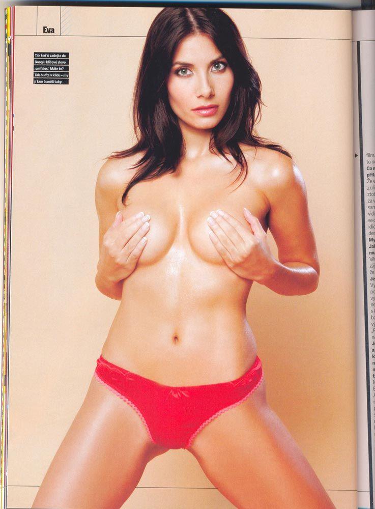 Ева Айхмайерова голая. Фото - 12