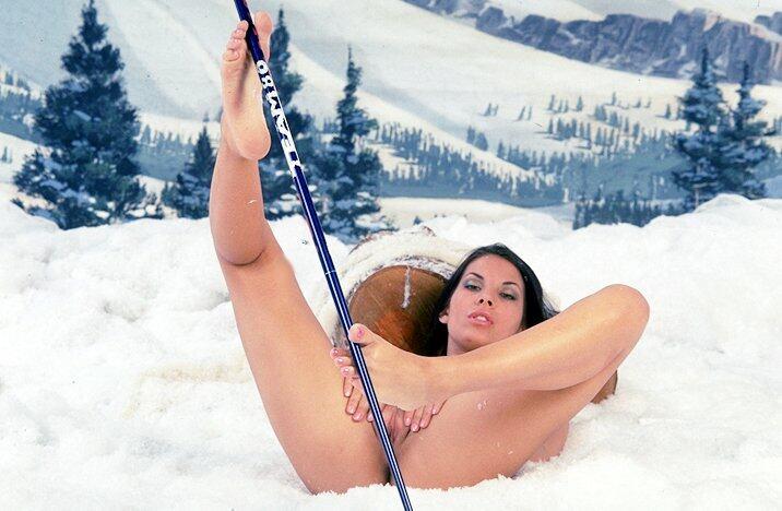 Ева Айхмайерова nahá. Fotka - 99