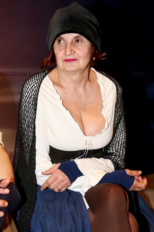 Ева Голубова голая. Фото - 14