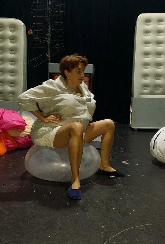 Ева Голубова голая. Фото - 16