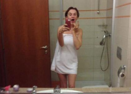 Ева Голубова голая. Фото - 7