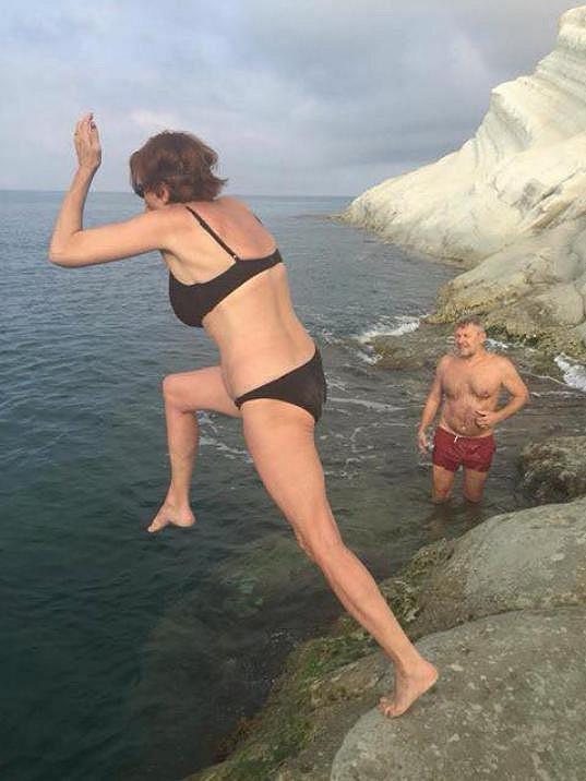 Ева Голубова голая. Фото - 8