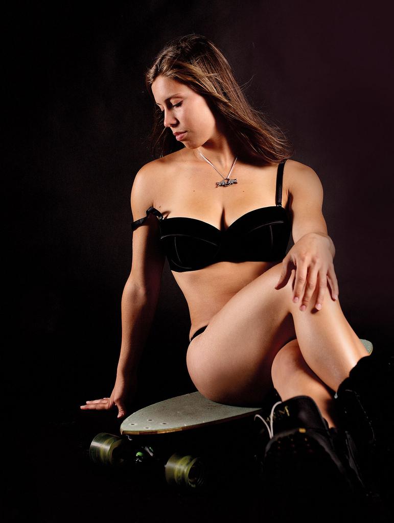 Ева Самкова голая. Фото - 16