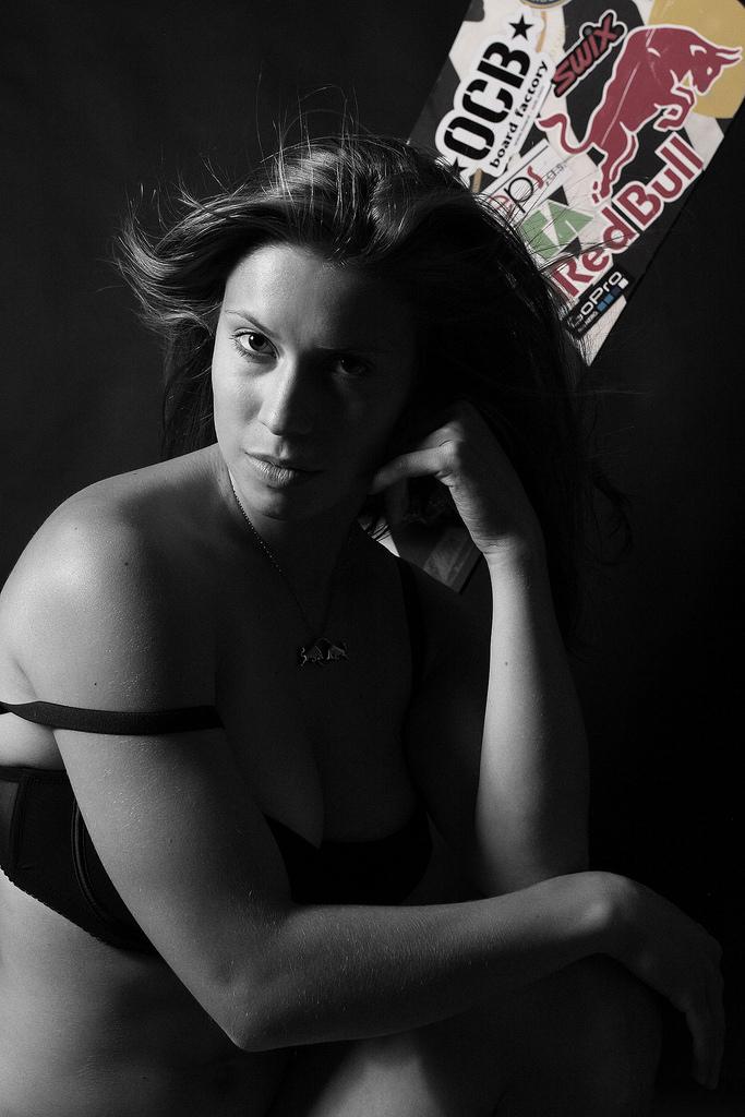 Ева Самкова голая. Фото - 19
