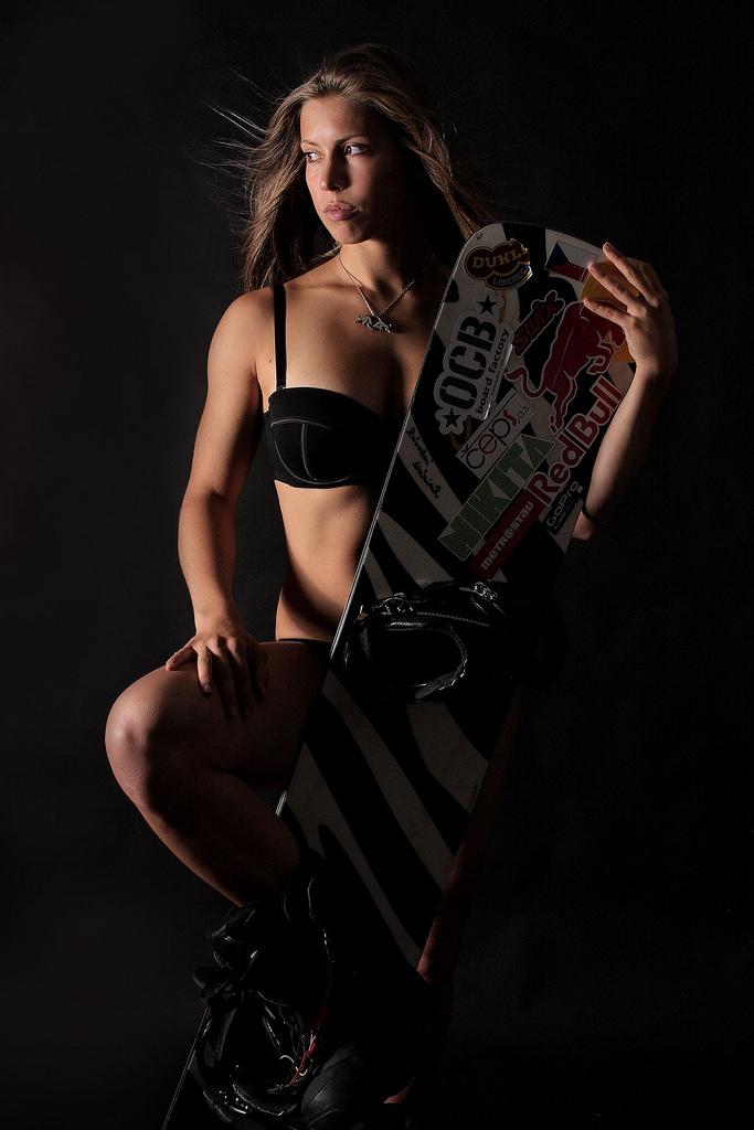 Ева Самкова голая. Фото - 2