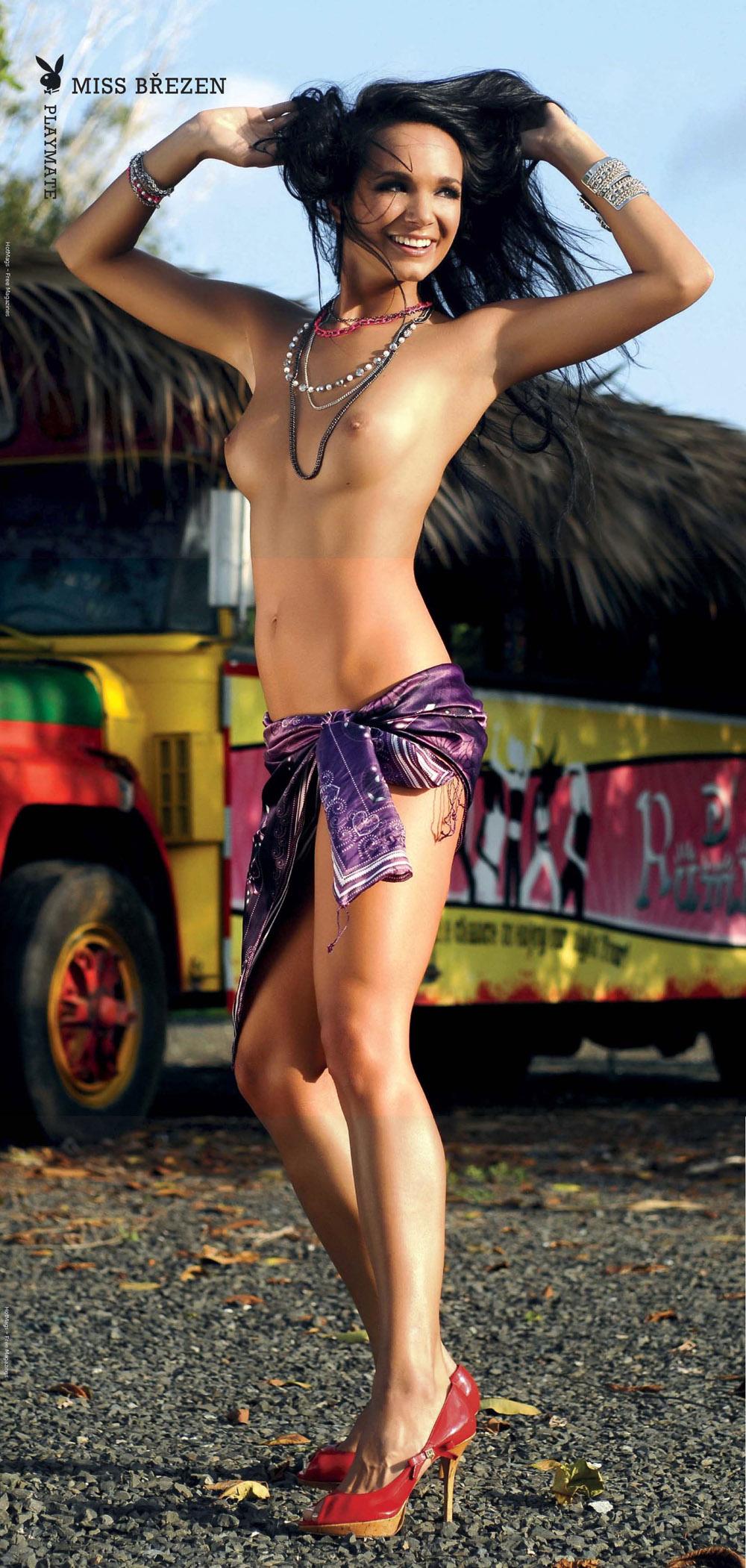 Габриэла Дворжакова голая. Фото - 31
