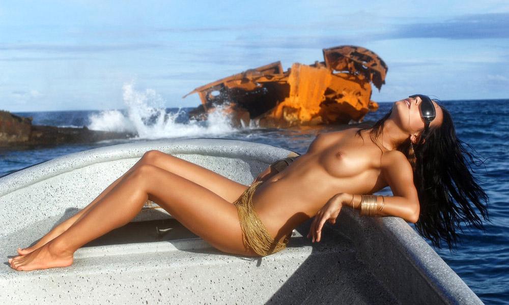 Габриэла Дворжакова голая. Фото - 38