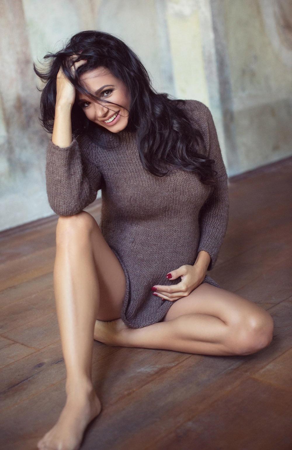 Габриэла Дворжакова голая. Фото - 5