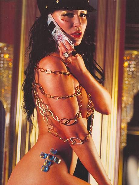 Gabriela Partyšová nahá. Fotka - 1