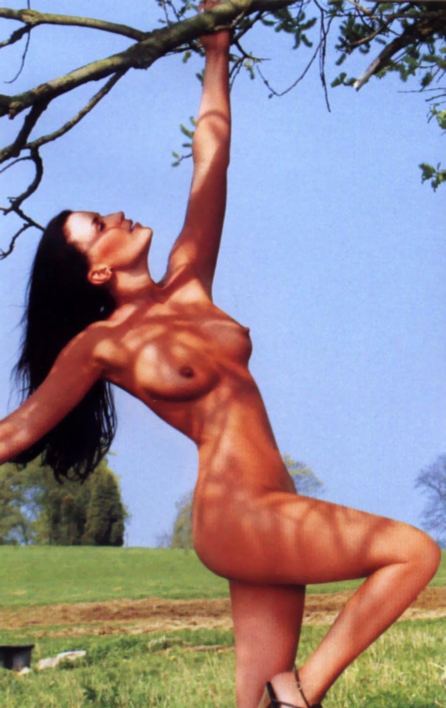 Gabriela Partyšová nahá. Fotka - 11