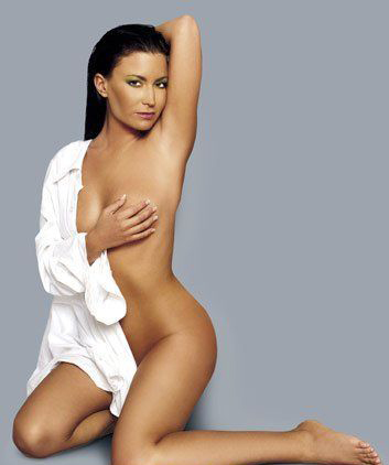 Gabriela Partyšová nahá. Fotka - 16