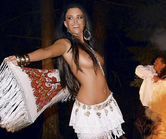 Gabriela Partyšová nahá. Fotka - 23