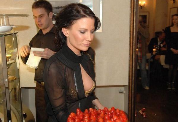 Gabriela Partyšová nahá. Fotka - 25