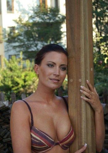 Gabriela Partyšová nahá. Fotka - 28