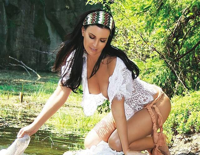Gabriela Partyšová nahá. Fotka - 32