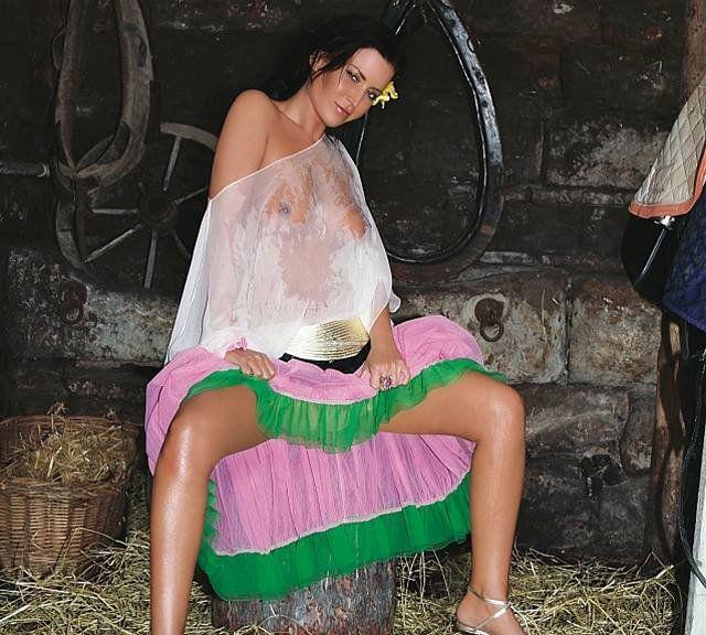 Gabriela Partyšová nahá. Fotka - 4