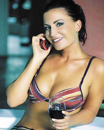 Gabriela Partyšová nahá. Fotka - 9