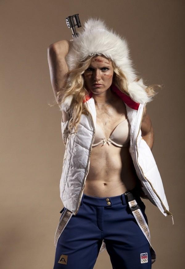 Габриэла Соукалова голая. Фото - 5