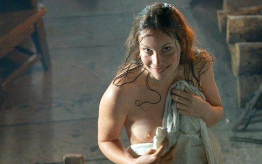 Хана Вагнерова голая. Фото - 9