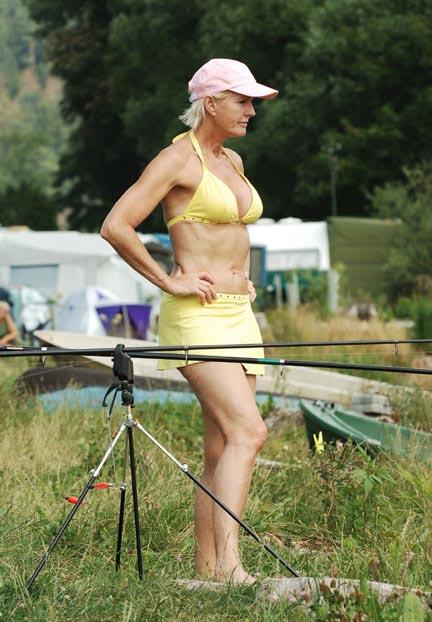 Хелена Вондрачкова голая. Фото - 5