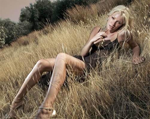 Хелена Зетова голая. Фото - 12