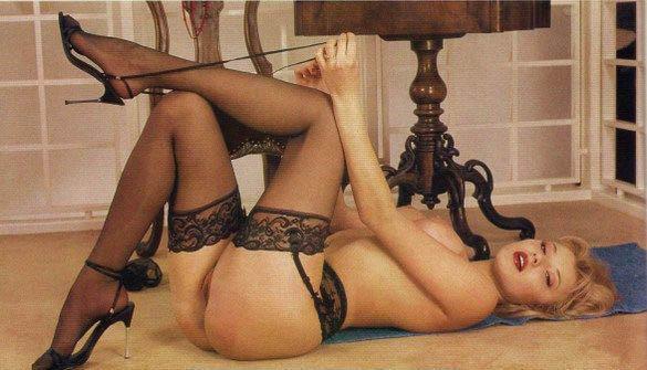 Хелена Зетова голая. Фото - 24