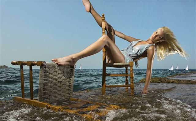 Хелена Зетова голая. Фото - 7