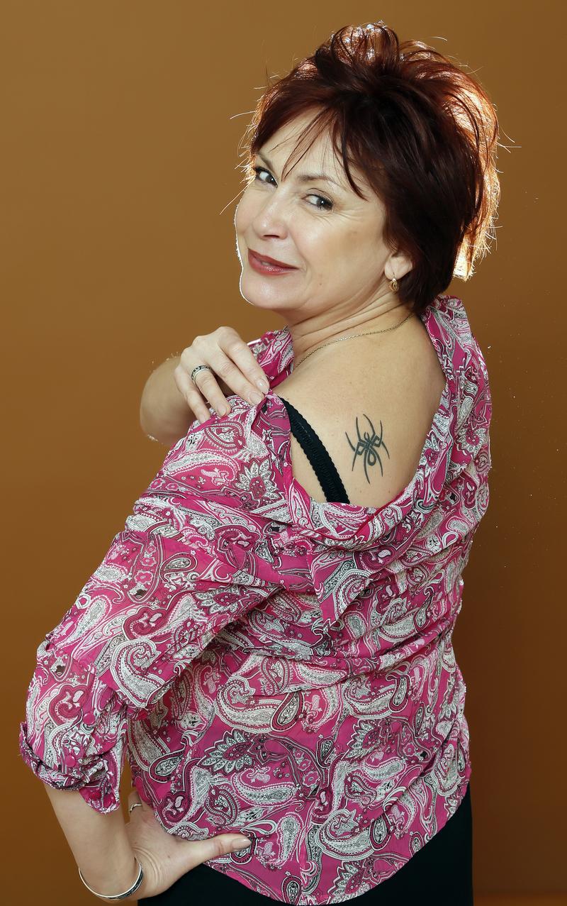 Илона Свободова голая. Фото - 8