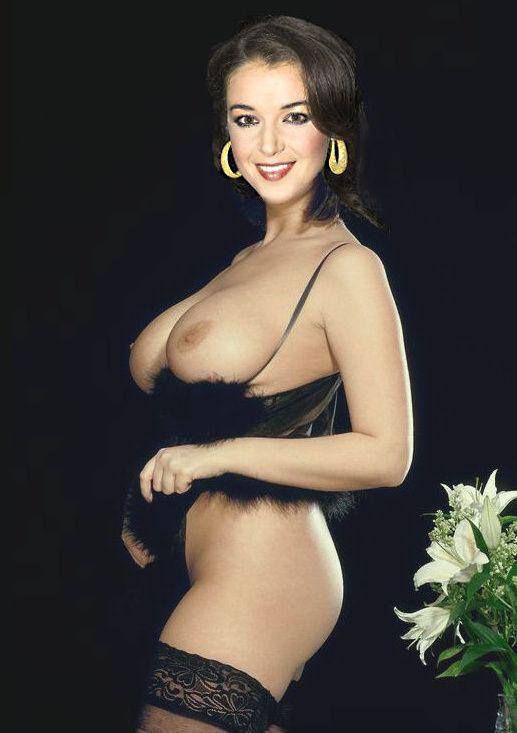 Ива Кубелкова nahá. Fotka - 11