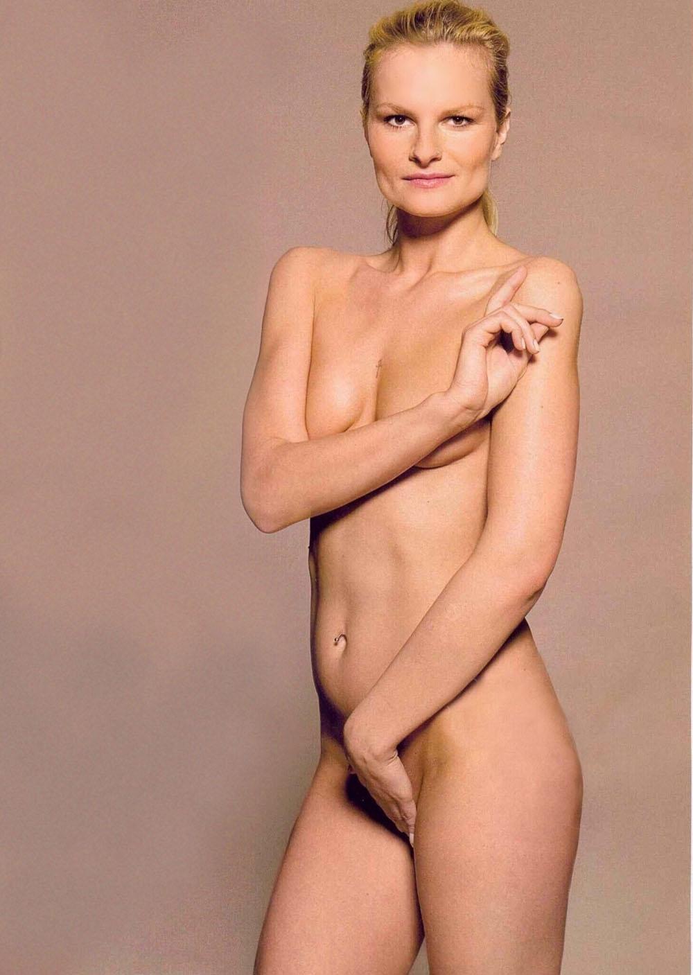Ива Паздеркова голая. Фото - 12