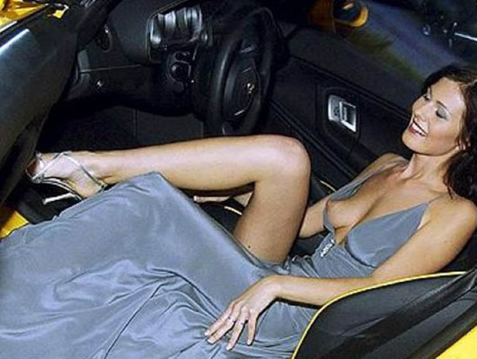 Яна Долежелова голая. Фото - 11