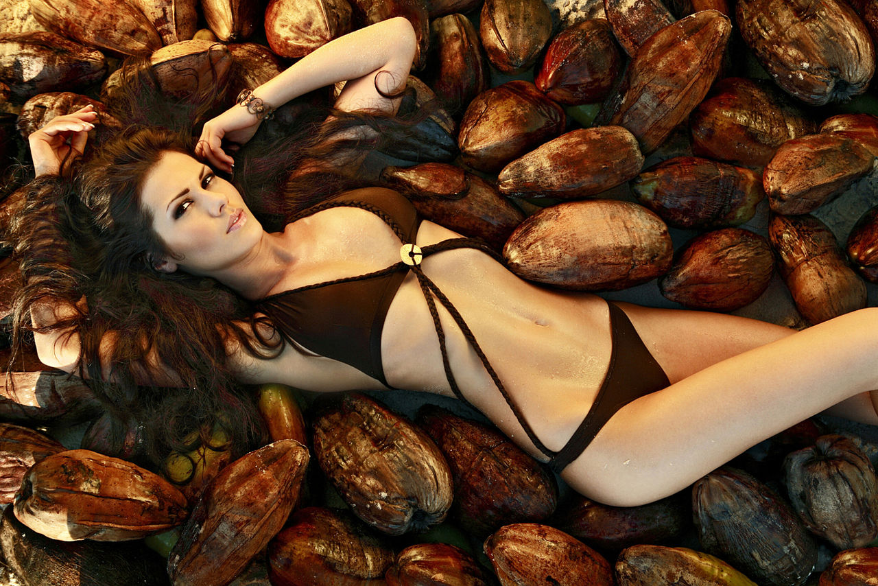Яна Долежелова голая. Фото - 12