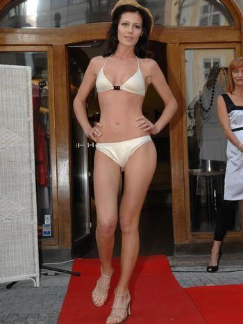 Яна Долежелова голая. Фото - 19