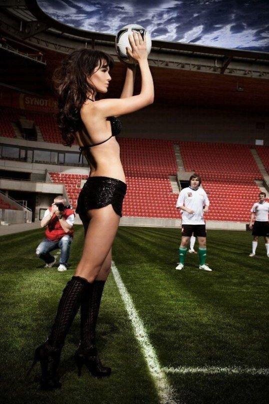 Яна Долежелова голая. Фото - 28