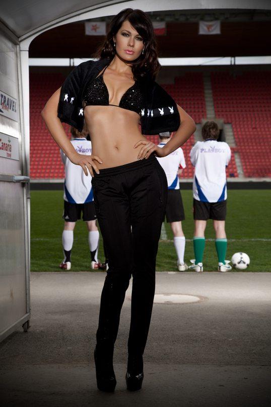 Яна Долежелова голая. Фото - 29