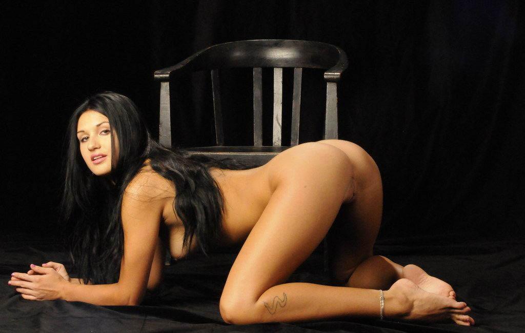 Яна Кадержавкова голая. Фото - 10
