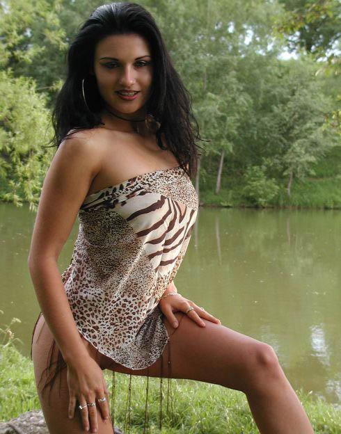 Яна Кадержавкова голая. Фото - 26